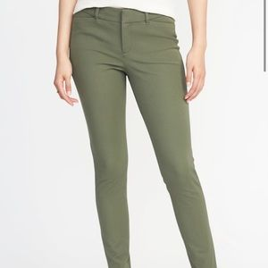 Old Navy Pixie Pants Green